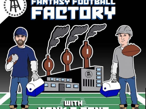 Fantasy Football Factory 12/20: Season Finale ... And Maybe Series Finale?